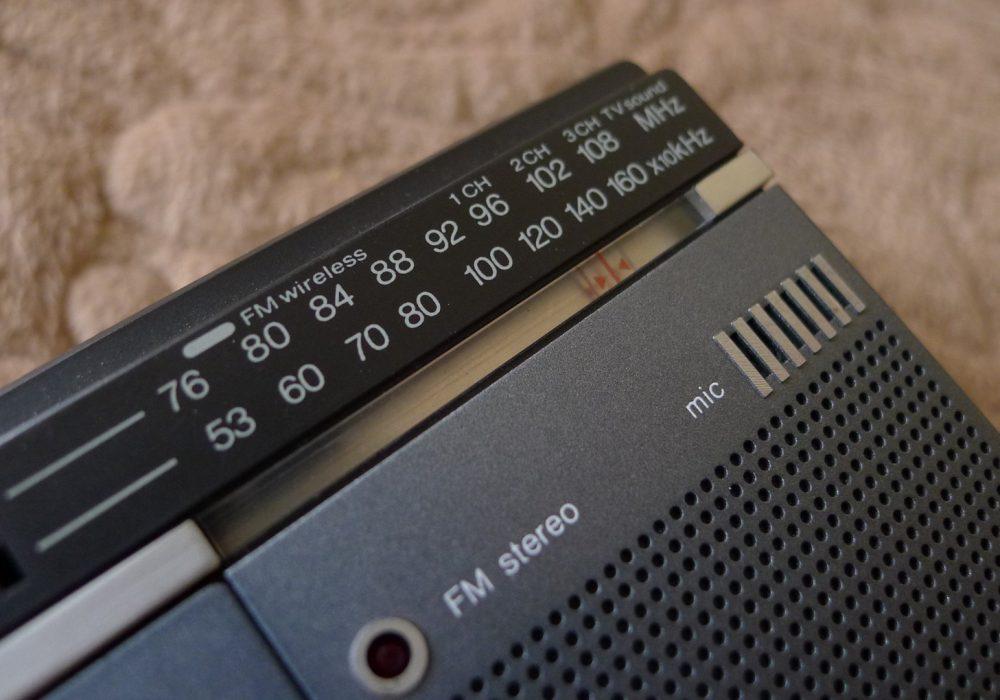 老松下 Panasonic RX-2700 磁带机
