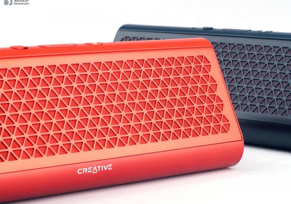 Creative 创新 Airwave HD 蓝牙无线音箱