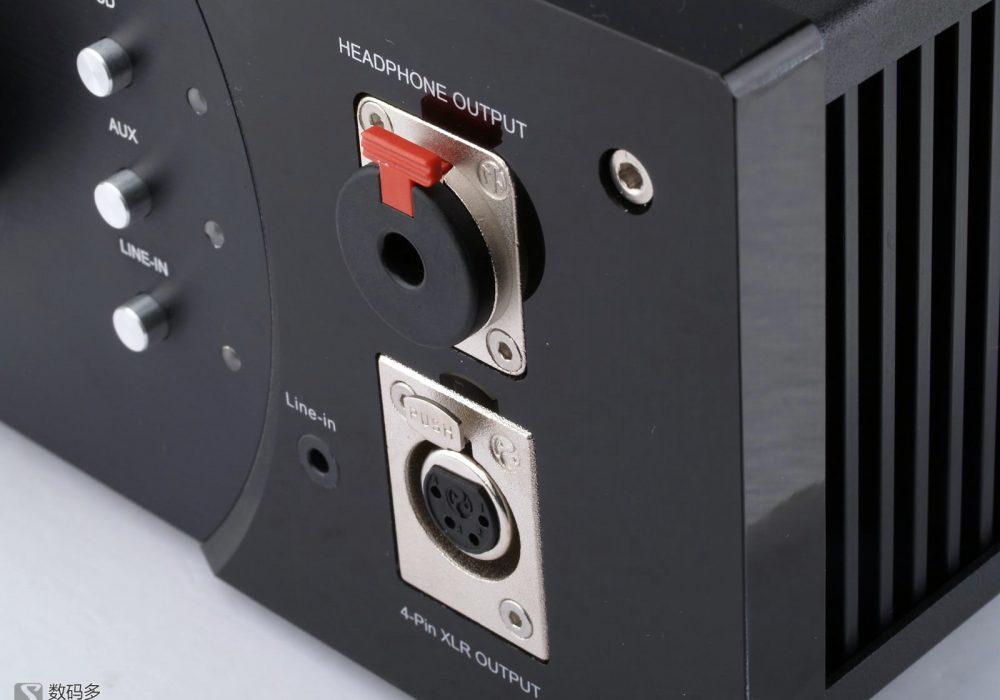 头领科技 HiFiMAN EF-6 耳机放大器拆解 图集[Soomal]