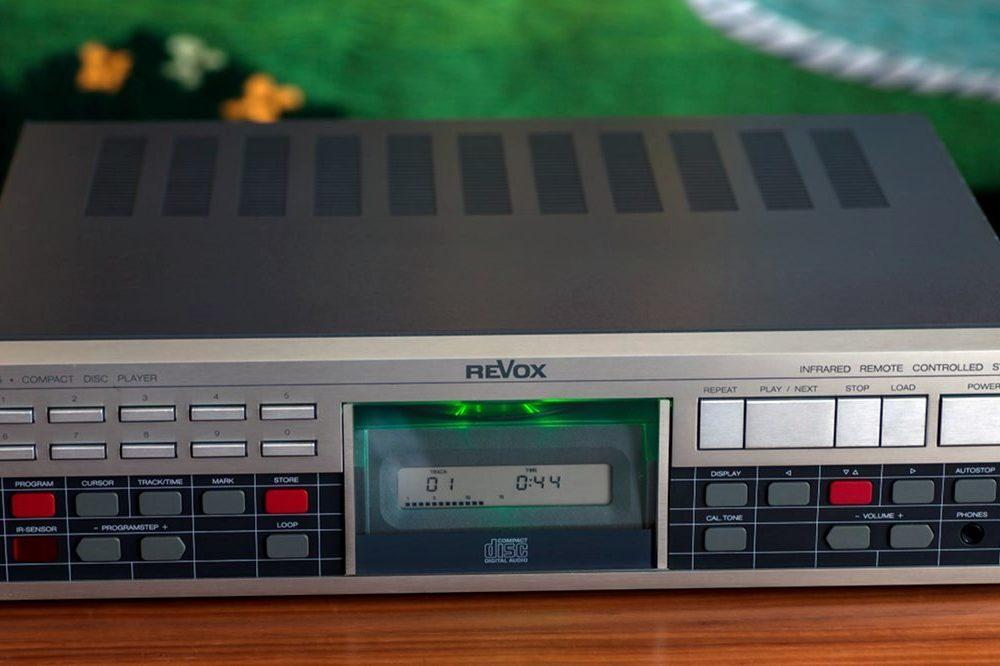 REVOX B225 CD机