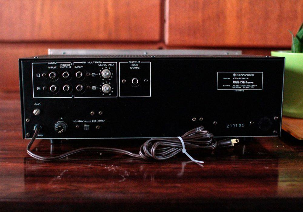 Kenwood KC-6060A Scope Audio Analyzer