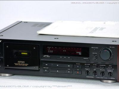 索尼 SONY TC-K870ES 高级三磁头卡座