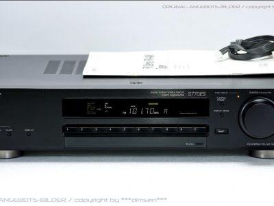 索尼 SONY ST-S770ES 数字调谐收音头