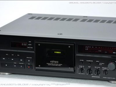 索尼 SONY TC-K970ES 高级三磁头卡座