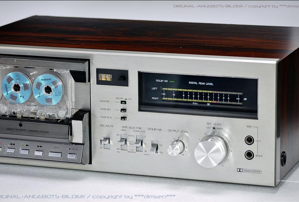 山水 SANSUI SC-3300 古典卡座