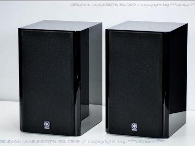 雅马哈 YAMAHA NX-E800 小书架音箱