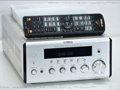 雅马哈 YAMAHA RX-E810 桌面音响功放主机