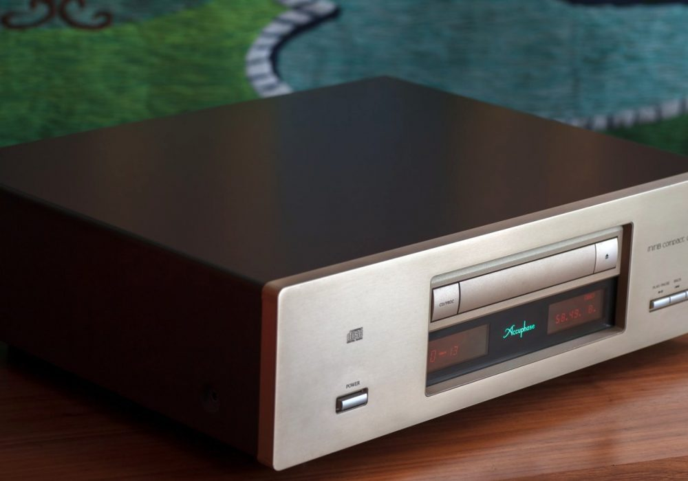 Accuphase DP55 高级CD机