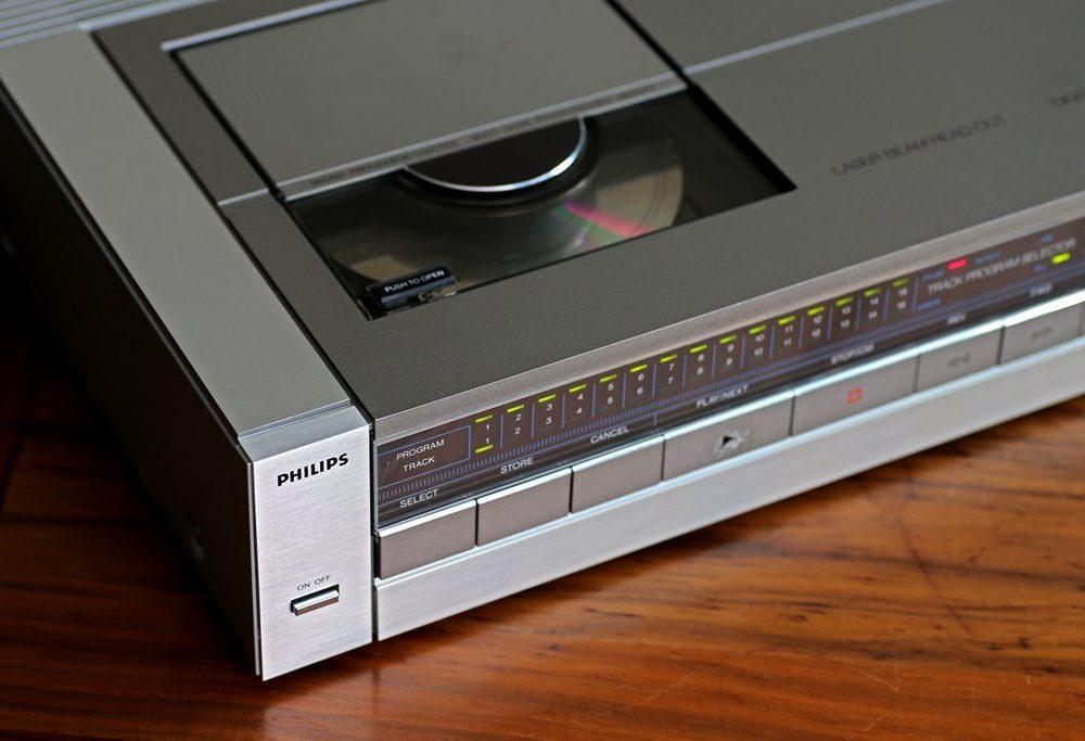 Philips CD202 CD播放机