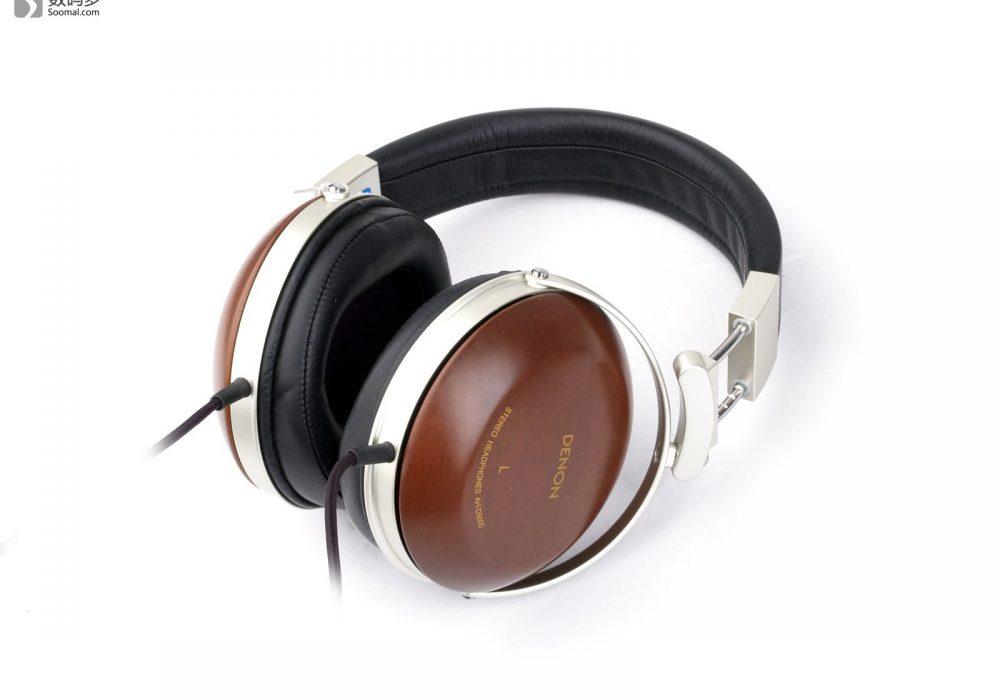天龙 DENON AH-D5000 头戴式耳机 图集[Soomal]