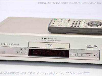 索尼 SONY DVP-S715 CD/DVD播放器
