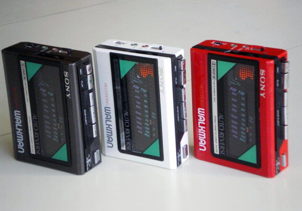 索尼 SONY R-15 WALKMAN 磁带随身听