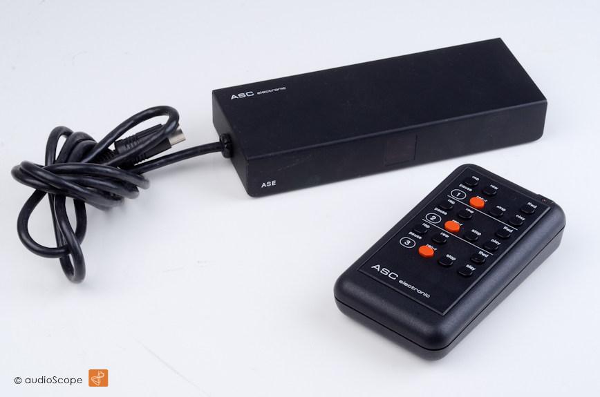 ASC Infrared Remote Control, rare