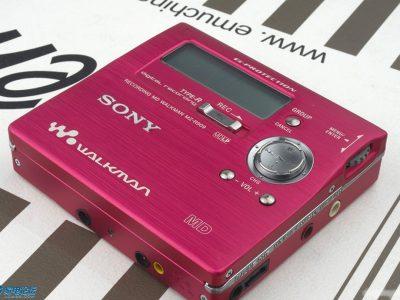 索尼 SONY MZ-R909 MD随身听