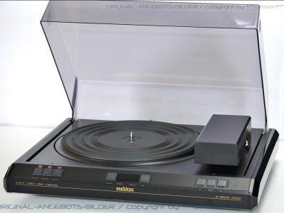 REVOX B291-S 黑胶唱机