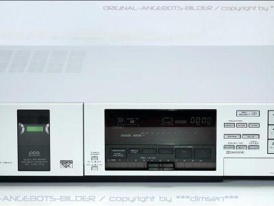 银色雅佳 AKAI GX-R88 三磁头卡座