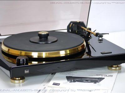 DUAL GOLDEN ONE 黄金转盘黑胶唱机