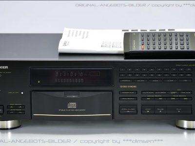 先锋 PIONEER PD-8700 高级CD唱机