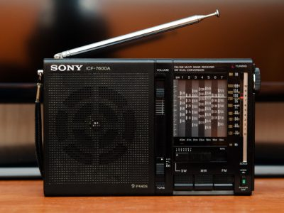 SONY ICF-7600A