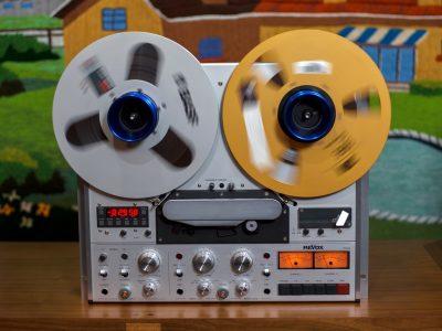 REVOX PR99 MK2专业 电台版2轨开盘机极新到货(嫁出) – 广安经典音响
