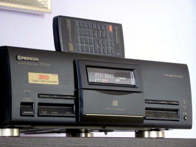 PIONEER PD-S705 CD播放机