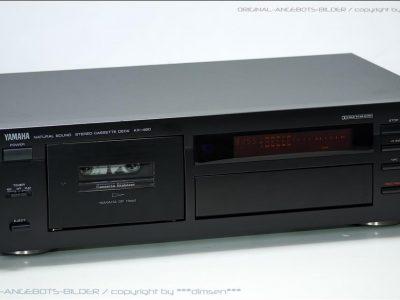 雅马哈 YAMAHA KX-480 卡座