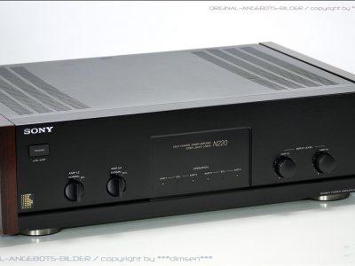 索尼 SONY TAN-N220 功率放大器