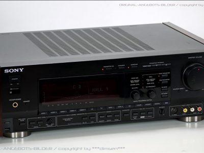 索尼 SONY E2000ESD 前级放大器