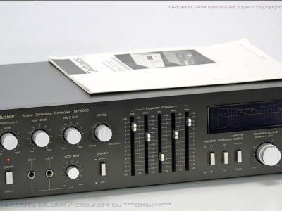 松下 Technics SH-8030 混响效果器