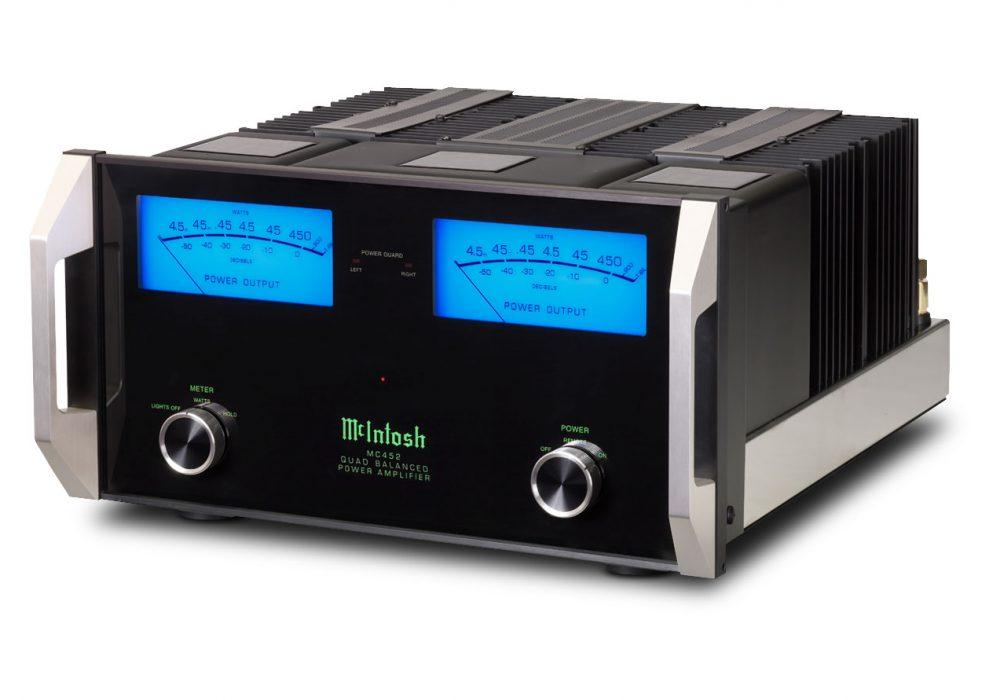 麦景图 McIntosh MC452 功率放大器