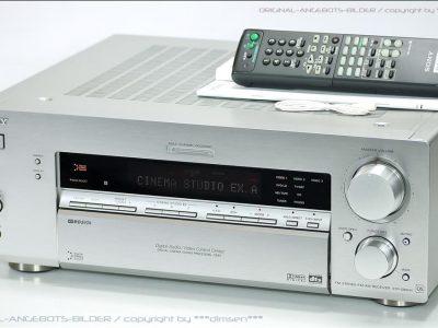 索尼 SONY STR-DB840 多声道AV功放