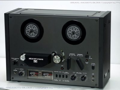 雅佳 AKAI GX-4000D 开盘机