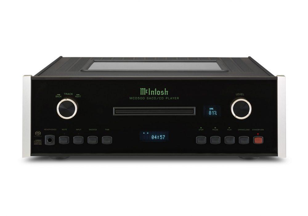 麦景图 McIntosh MCD500 SACD/CD播放机