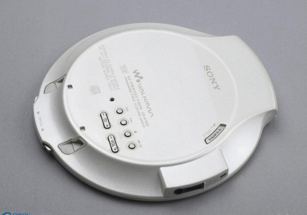 索尼 SONY D-NE20 CD随身听