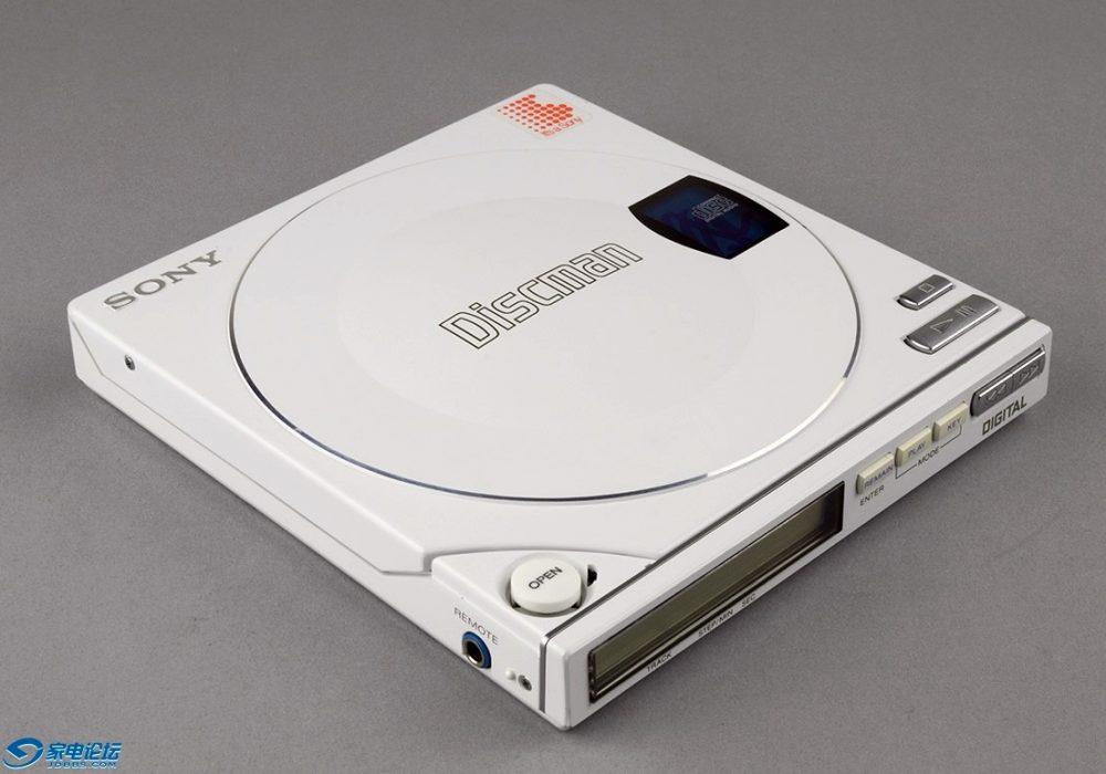 索尼 SONY D-100 CD随身听