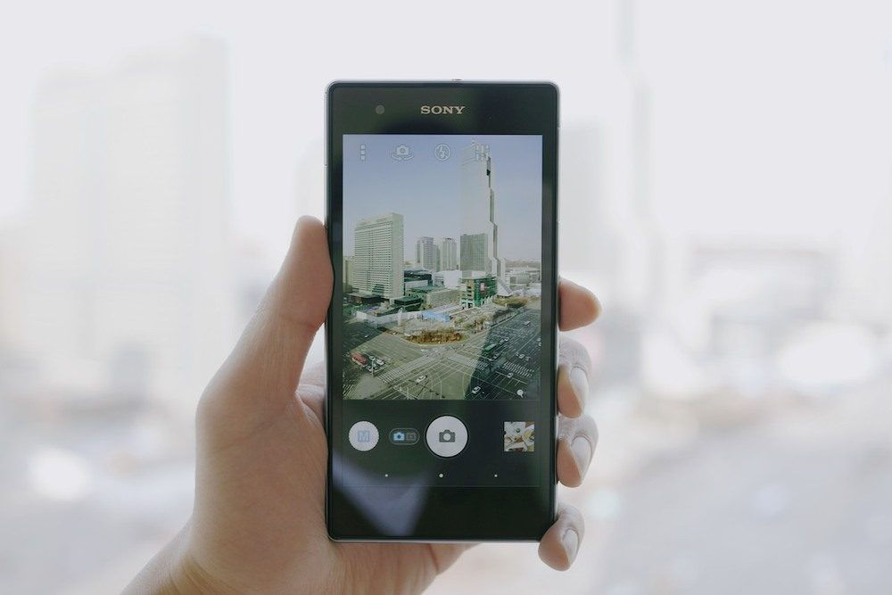 索尼 SONY Xperia Z1S 智能手机