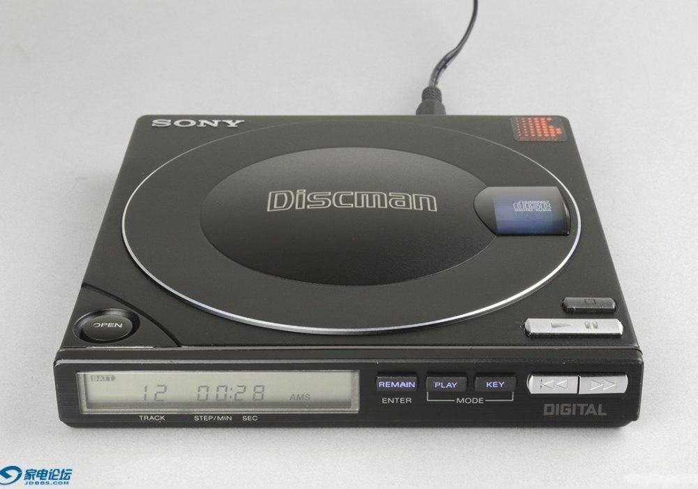 索尼 SONY D-10 CD随身听