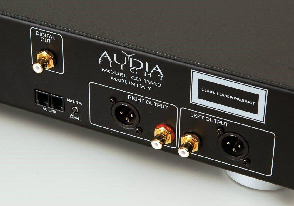 Audia Flight CD Two