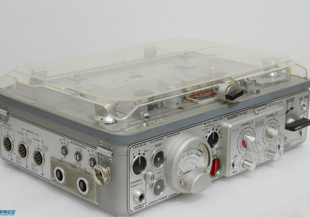 南瓜 NAGRA IV-SJ 便携开盘机