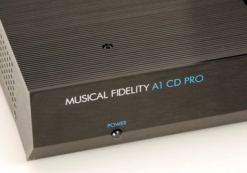 Musical-Fidelity A 1 CD Pro