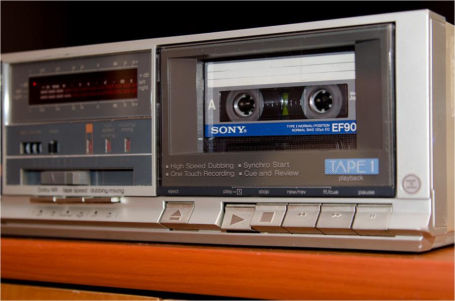 松下 Technics 立体声 Double 磁带卡座 RS-B11W