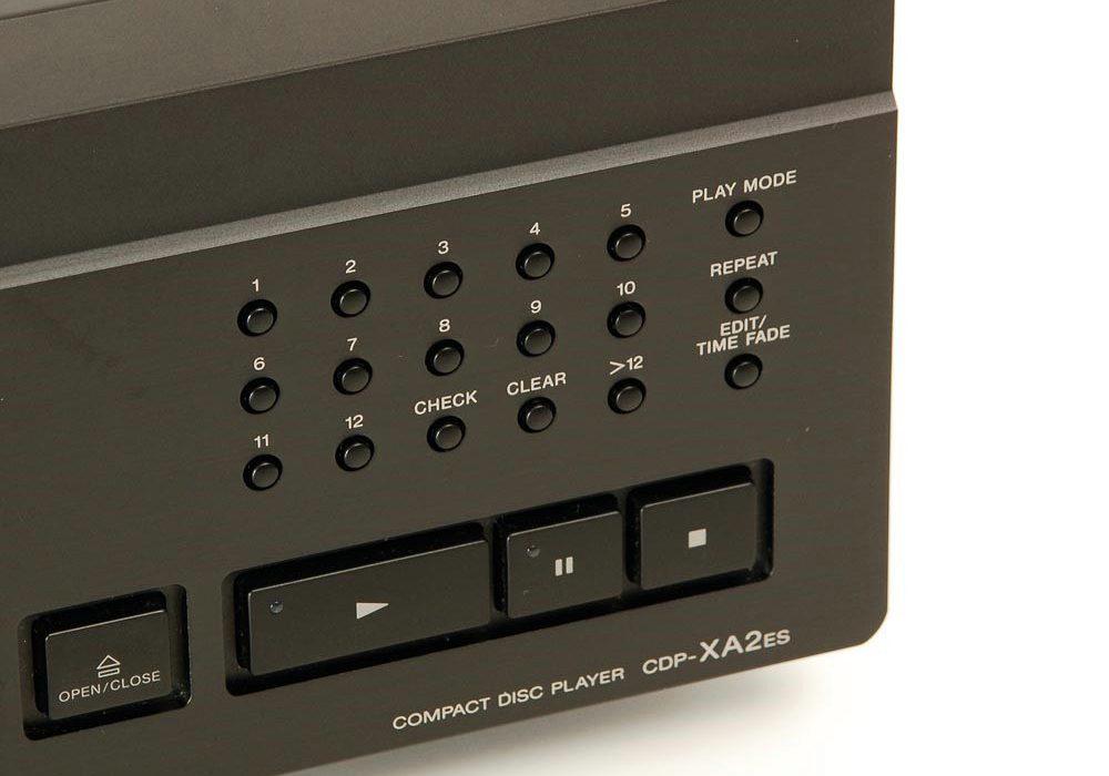 Sony CDP XA-2 ES