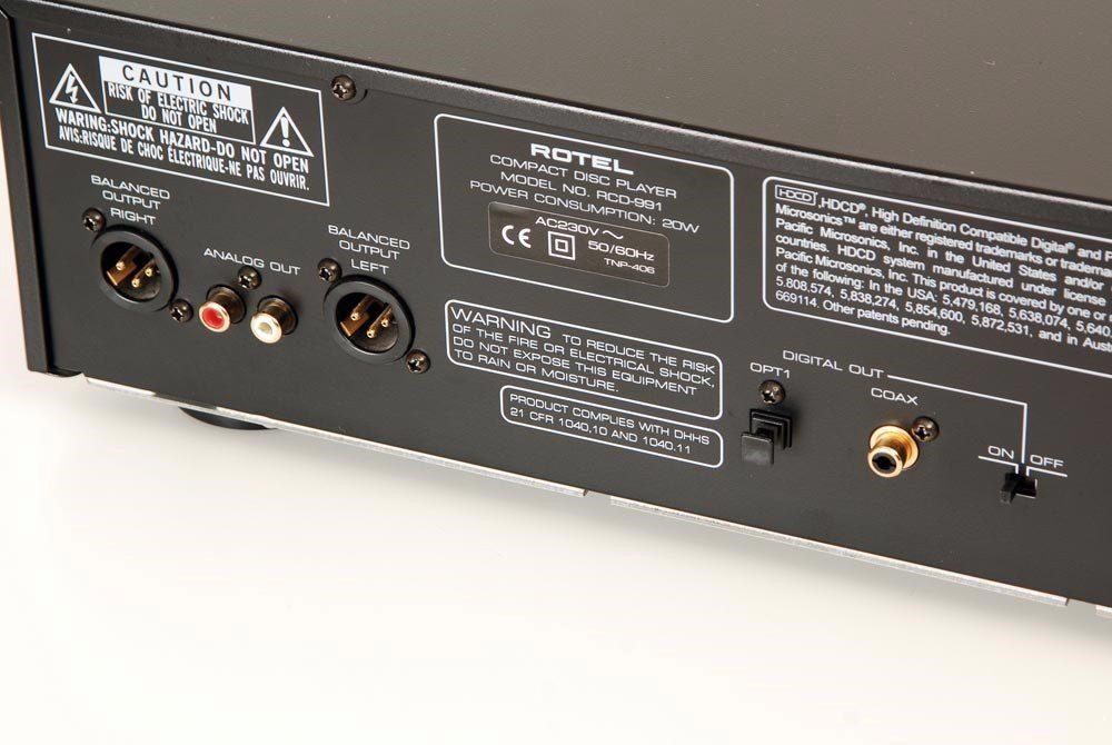 Rotel RCD-991 AE