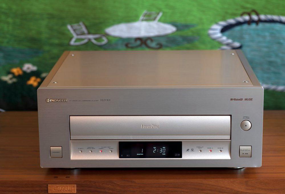 先锋 Pioneer X9 LD播放机