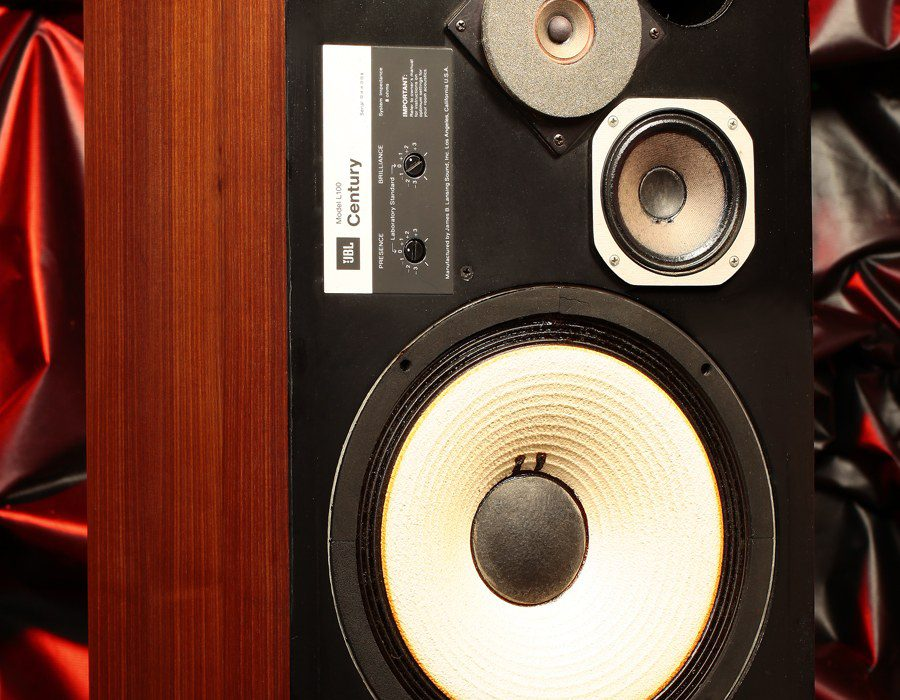 JBL L100 Century 音箱