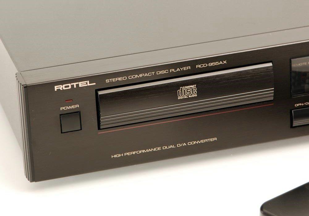 Rotel RCD-955 AX