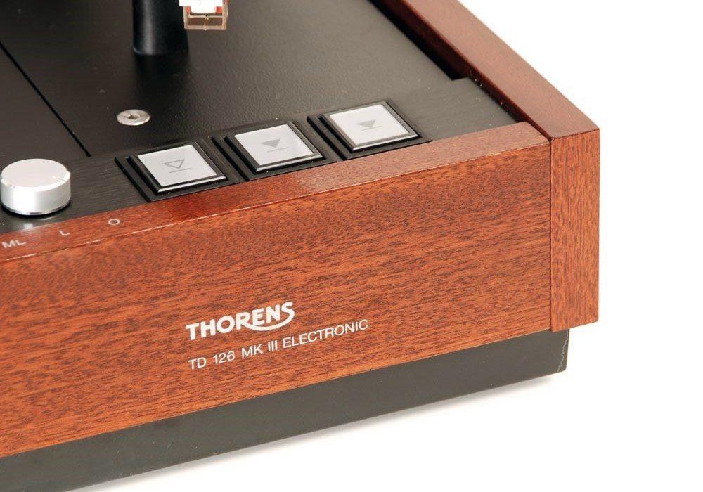 Thorens TD-126 MK III