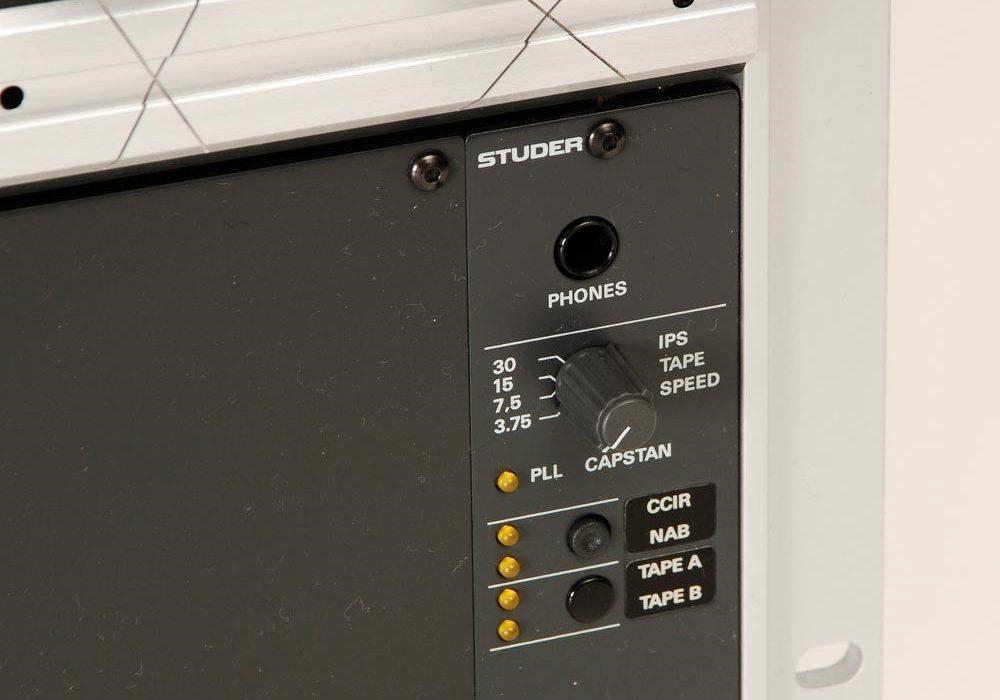 Studer A-810 TC 开盘机