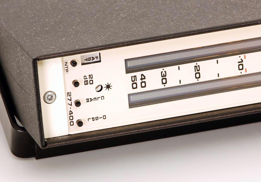 RTW 1020 ER / NTP 277-400 Aussteuerungsanzeige