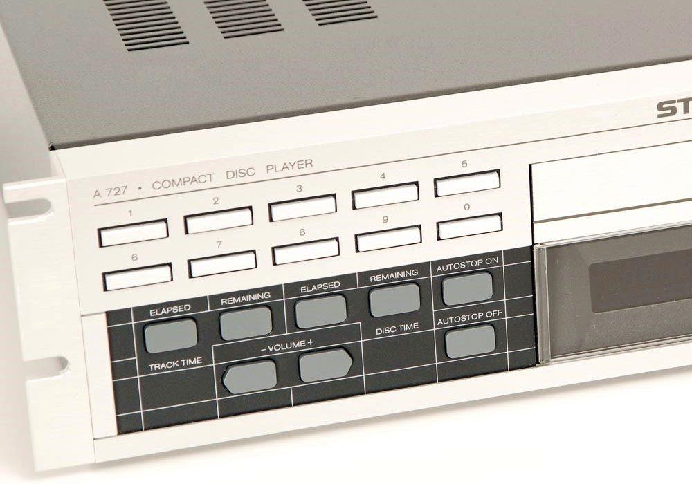 STUDER A-727 CD播放机